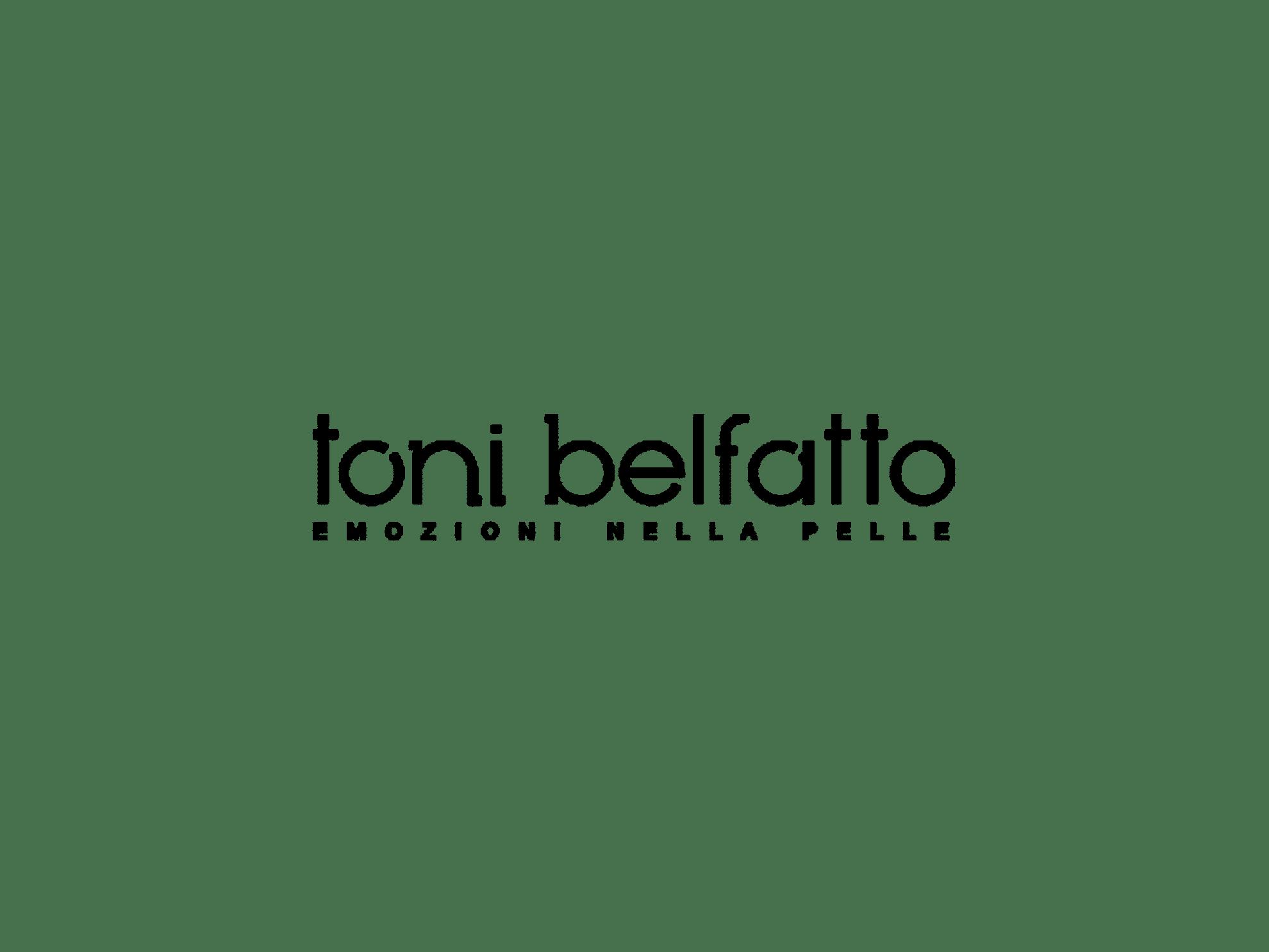 Toni Belfatto logo - cookie - agenzia comunicazione