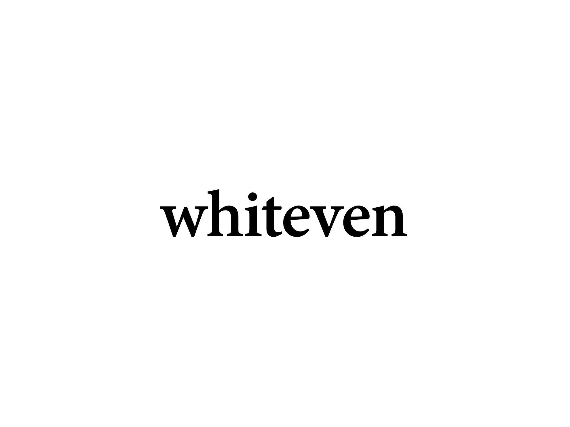 Whiteven - lascia - agenzia comunicazione