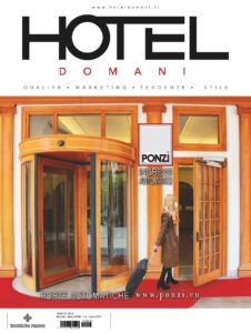 Hotel domani Parkers marzo x - share - agenzia comunicazione