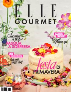 ELLE gourmet Aprile x - recommend - agenzia comunicazione
